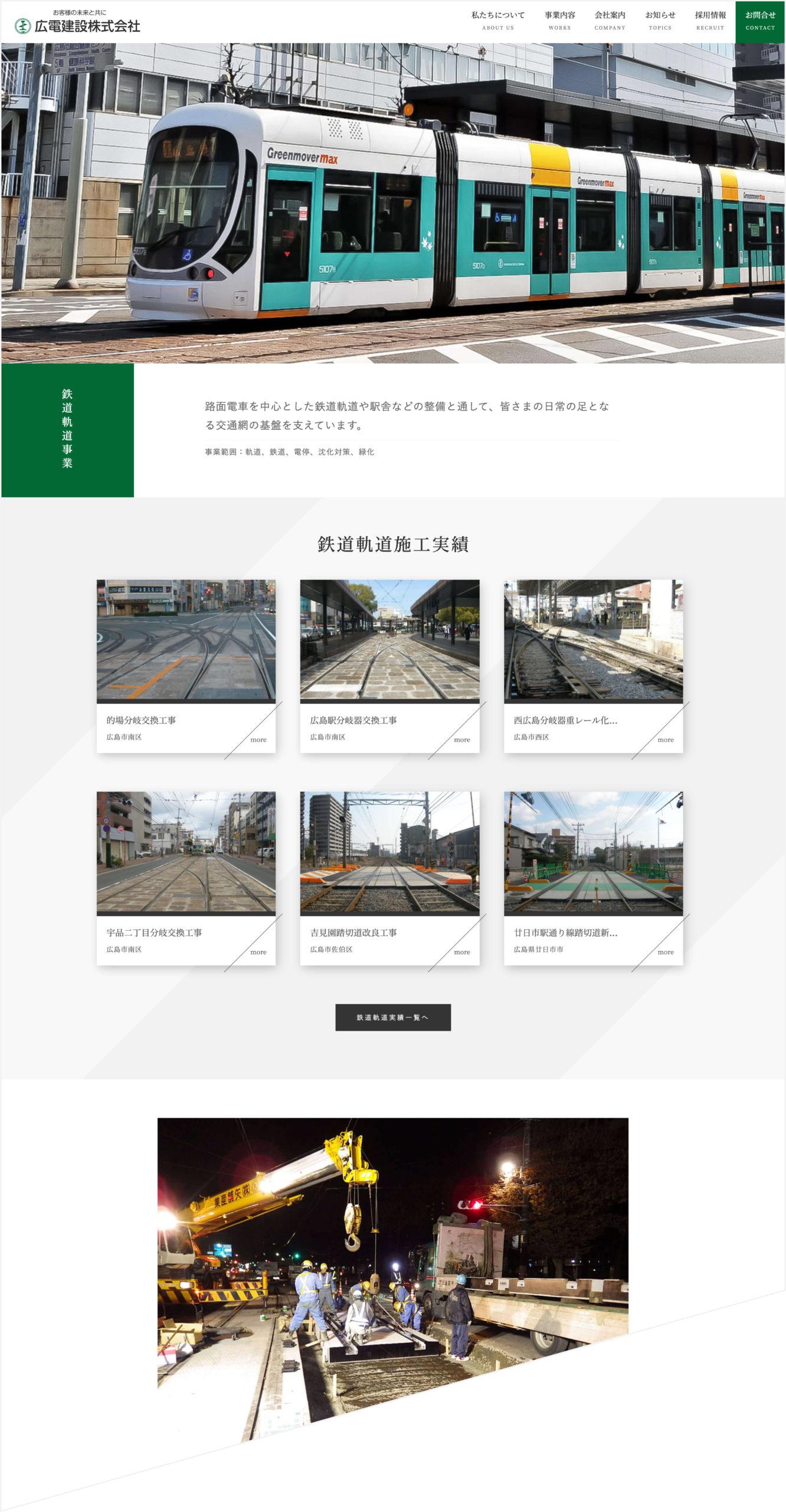 鉄道軌道事業